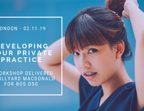 Developing your Private Practice Workshop