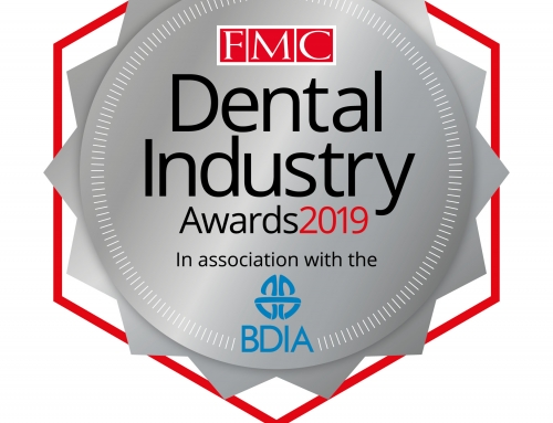 We're a Dental Industry Awards finalist